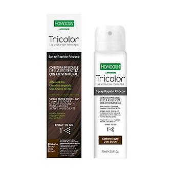 Tricolor Dark Brown Touch Up Spray 75 ml