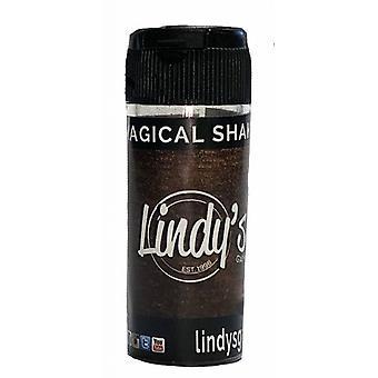 Lindy's Stamp Gang Antiikki pronssi maaginen ravistin