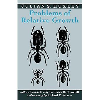 Problems of Relative Growth