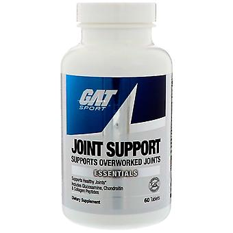 GAT, Support conjoint Essentials, 60 tablettes