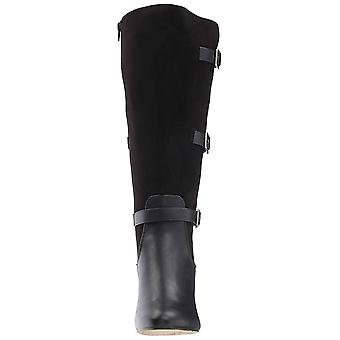 Bella Vita Womens 50-9201 Round Toe Knee High Fashion Boots