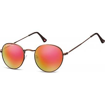 Sunglasses Unisex Cat.3 Brown (MS92G-XL)
