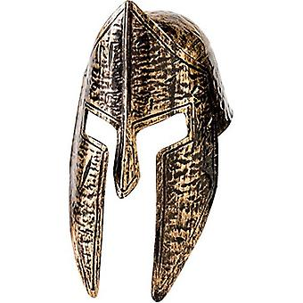 amscan Spartan Casca - Dumnezeu grațios & Zeita, Bronz, Dimensiune o dimensiune