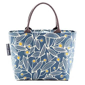 Nicky James Mimosa Lunch Koeler Tote Bag