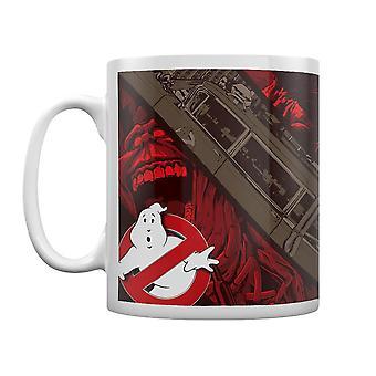 Ghostbusters, Mok - Illustratieve Strips