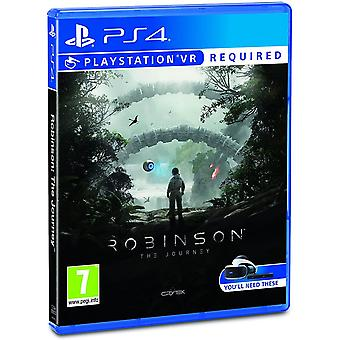 Robinson The Journey PSVR PS4 Game (For Playstation VR)