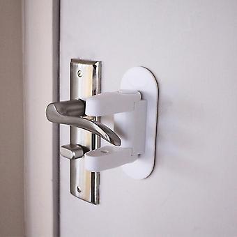 Smart Child Proof Door Lever Lock