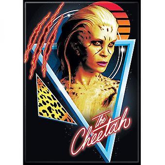 Mulher Maravilha 1984 O Ímã do Pôster do Filme Cheetah