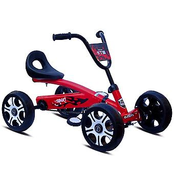 Foot Pedal, Go Kart Ride On Car Toy, 4 Wheels Bicycle Push Bike