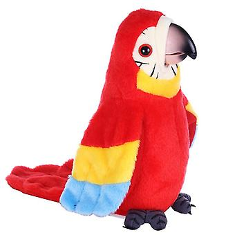 Electric Talking Parrot, Soft Plush Toy On Birthday, Christmas