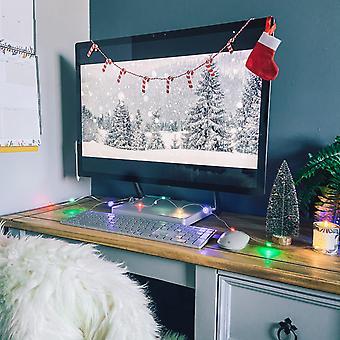 Dekorieren Sie Ihre Weihnachten Schreibtisch Set
