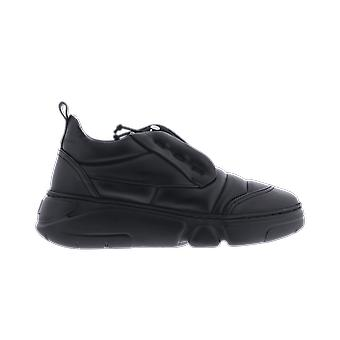 AGL Sneaker Softy-Sole Nero-Nero Μαύρο D938012BGKA0761013 παπούτσι