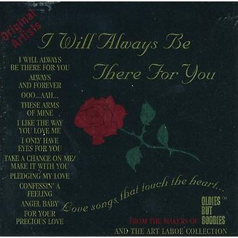 I Will Always Be There for - I Will Always Be There for You [CD] USA import