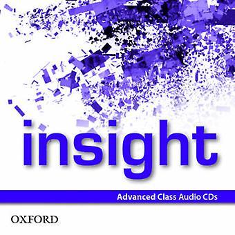 insight Advanced Class CD-levyt 3 tekijä Varios Autores