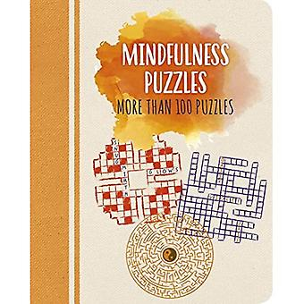 Mindfulness Puzzles: More Than 100 Puzzles