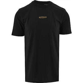 HUGO Black Durned U211 T-paita