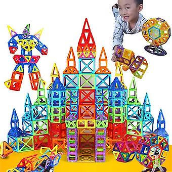 Mini Magnetic Designer Construction Set Model & Building Toy