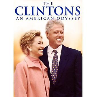 Clintons: An American Odyssey [DVD] USA import