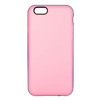 Belkin teksturoitu ote candy slim kansikotelo iPhone 6 - läpikuultava vaaleanpunainen