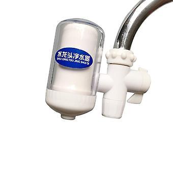 Home Faucet Filter Water Purifier, Filtres à eau portables à haut rendement