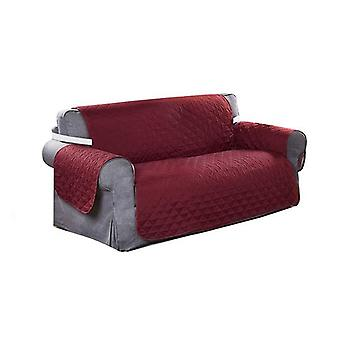 2 Seater Sofa Covers Quilted Couch Lounge Protectors Slipcovers