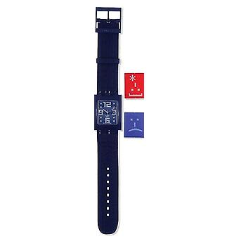 Authentic swatch watch strap for asufn105