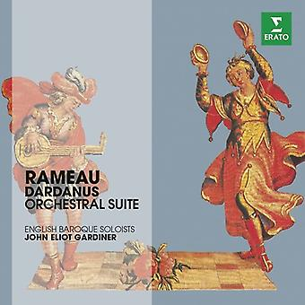 Rameau / Gardiner, John Eliot - Dardanus Suites [CD] USA import
