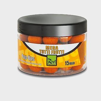 New R Hutchinson Pop Ups Mega Tutti Frutti 15mm Orange