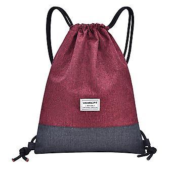 Outdoor Fitness Sport / Pakiet Kieszonkowy torba na sznurek Unisex