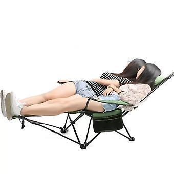 Einstellbarer Stahl-Sessel für schnell esfaltbare breite Armlehne-Rückenfaltbar