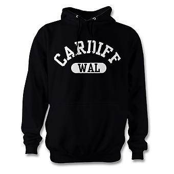 Cardiff Wales City huppari