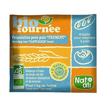 Biofournée Vehnähiivaleipä valmistus 35 g