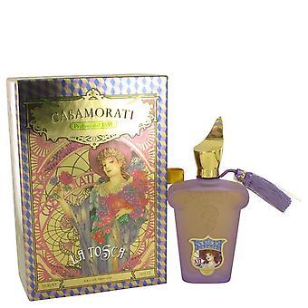 Casamorati 1888 La Tosca Eau De Parfum Spray By Xerjoff 3.4 oz Eau De Parfum Spray