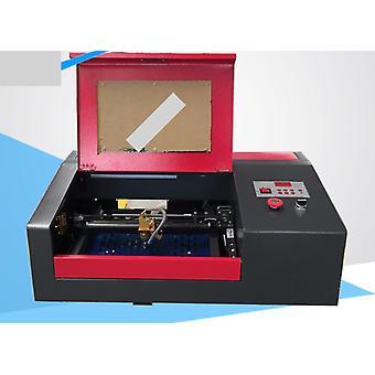Wr3020 Adravura a Laser Cutting Maching / Área de Trabalho do Cortador 300 * 200mm 40w
