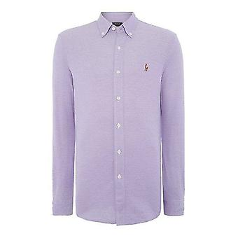 Polo Ralph Lauren Men's Pinpoint Cotton Oxford Shirt