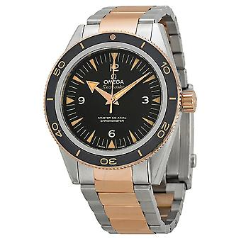 Omega Seamaster 300 Automatic Black Dial Men's Watch 233.20.41.21.01.001