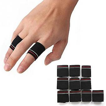 Essential Basketball Fans Flexible Finger Protector Guard Aid Band Basketball