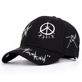 Student Young Men And Women The Spring Summer Sun Hat Cap