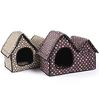 Homemiyn Dog And Cat House, Portable Indoor Pet House, Best Supplies