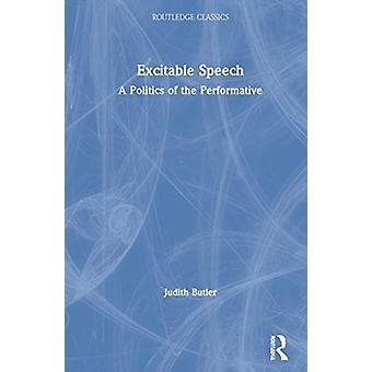 Erregbare Rede von Judith Butler