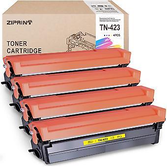 FengChun 4 kompatibel fr Toner TN-423 TN423 TN-421 fr Bruder HL-L8260CDW HL-L8360CDW DCP-L8410CDW