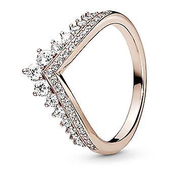 Pandora Nainen vermeil Ring lausunto 187736CZ-56