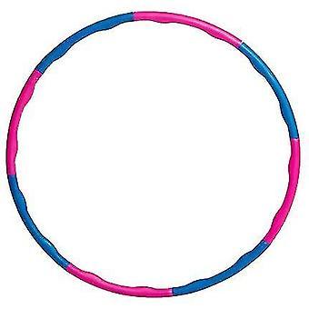 Vícebarevná vícebarevná pěna odnímatelná hula obruč x2489