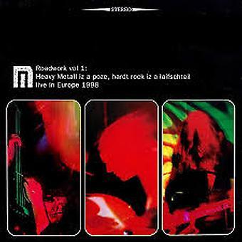 Motorpsycho – Roadwork Vol 1: Heavy Metall Iz A Poze, Hardt Rock Iz A Laifschteil Vinyl