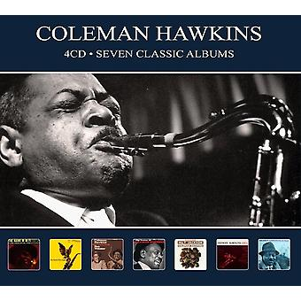 Coleman Hawkins - Seven Classic Albums CD
