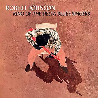 Robert Johnson - King Of The Delta Blues Singers Vinyl