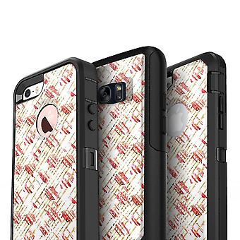 Karamfila Watercolo Poppies V18 - Skin Kit For The Iphone Otterbox