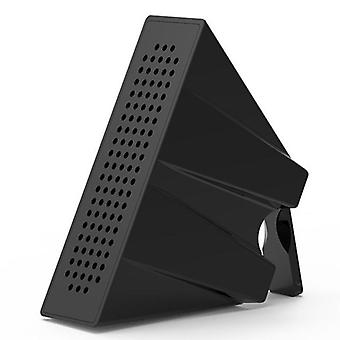 Abs Mini Lautsprecher Stereo Verstärker Telefonhalter Halterung Ständer