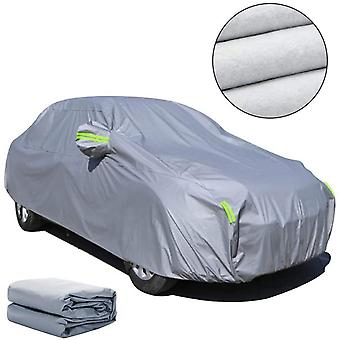 Car Cover Waterproof And Dustproof, All Weather Car Protection Cover Sun Protection