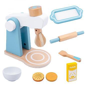 Mixer Wooden Kitchen Toys
